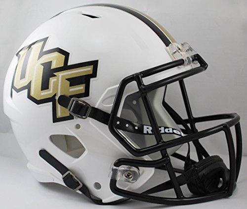 NCAA Central Florida Golden Knights Full Size Speed Replica Helmet, Gold, Medium by Riddell