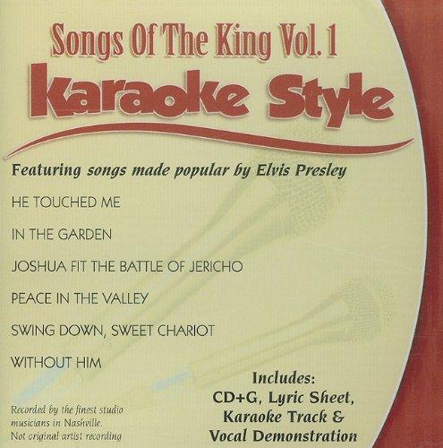 Songs of the King, Volume 1 (Daywind Karaoke ()