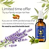 100% Organic Blend of Olive, Lavender, Almond and Grapeseed oils with Vitamin E. Daily Moisturizer for Skin, Hair, Face, Cuticle, Nail, Scalp, Foot. Pure Cold Pressed, Full Body oil for Men and Women - 51KGGnGG2TL - 100% Organic Blend of Olive, Lavender, Almond and Grapeseed oils with Vitamin E. Daily Moisturizer for Skin, Hair, Face, Cuticle, Nail, Scalp, Foot. Pure Cold Pressed, Full Body oil for Men and Women
