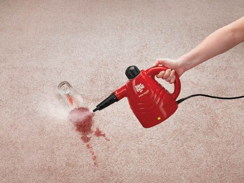 Dirt Devil Easy Steam Handheld Steamer, PD20005