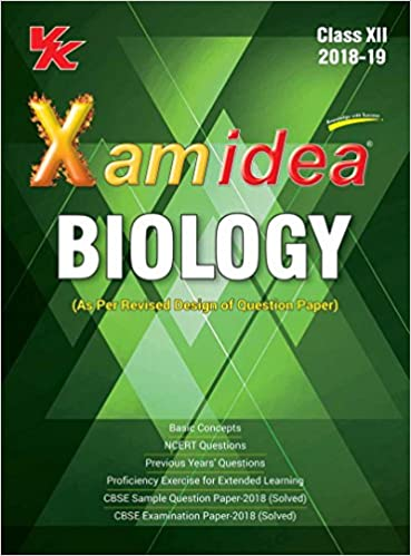 Xam Idea Biology Class 12 for 2019 Exam: Amazon in: VK