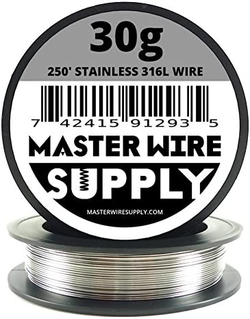 Stainless Steel 316L Gauge Wire product image