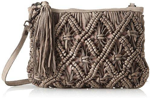 Caterina Lucchi Damen L000780nd Business Tasche, 1x27x38 cm Braun (Mauve)
