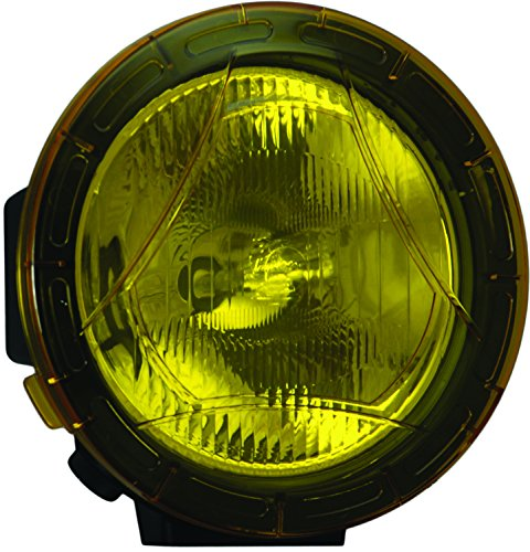 Unbreakable Polycarbonate Lens - Vision X Lighting PCV-8500Y Yellow Polycarbonate Lens Cover