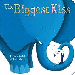 The Biggest Kiss (Classic Board Books)