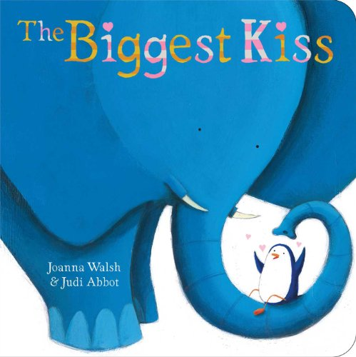 The Biggest Kiss (Classic Board Books)