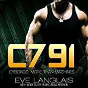 C791: Cyborgs: More than Machines, Volume 1 | Eve Langlais