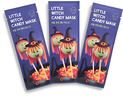 [Candy O'Lady] Little Witch Candy Mask pack (5 Sheets)