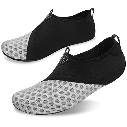 Barefoot Surf Barerun Swim for for Sports Men Water Pool Black Grey Quick Yoga Dry Socks Aqua Beach Women Shoes Crqwdrg7