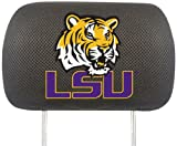 Fanmats NCAA Louisiana State University Tigers Polyester Head Rest Cover
