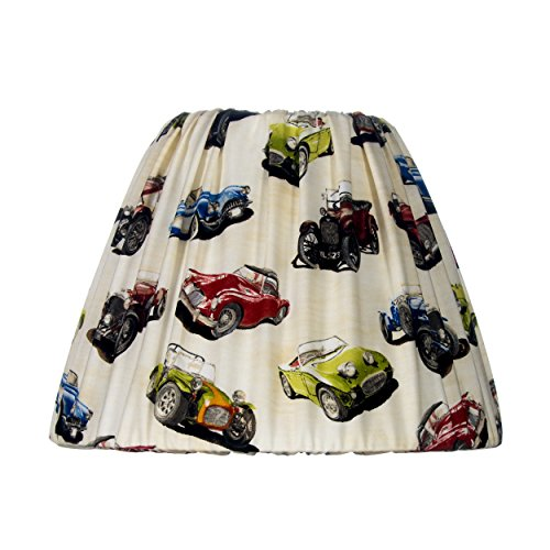 Glenna Jean Fast Track Lamp Shade Only, 9 x ()