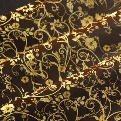 (Bakers EZ way Chocolate Transfer Sheet Sylphides Pattern 2 Sheets Per Pack)