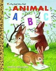 Animal ABC (Big Little Golden Books)