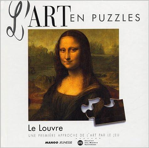 Art en puzzle : le Louvre