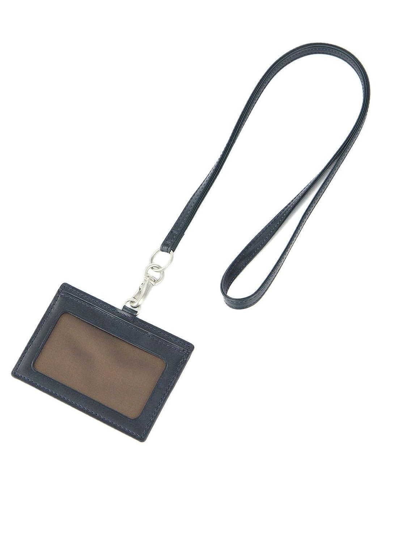 [エルゴポック] HERGOPOCH IDカードケース 06W-ID ワキシングレザー 06 Series 06シリーズ B00V7H0Q9U  ミッドナイトグリーン(ネイビー)
