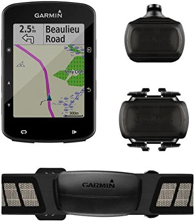 Garmin Edge 520 Plus GPS Ciclocomputador Bundle, incluye Premium ...