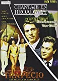 Chantaje en Broadway 1957 Sweet Smell of Success + Trapecio 1956 Trapeze
