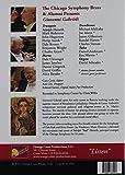 Chicago Symphony Brass Plays Giovanni Gabrieli