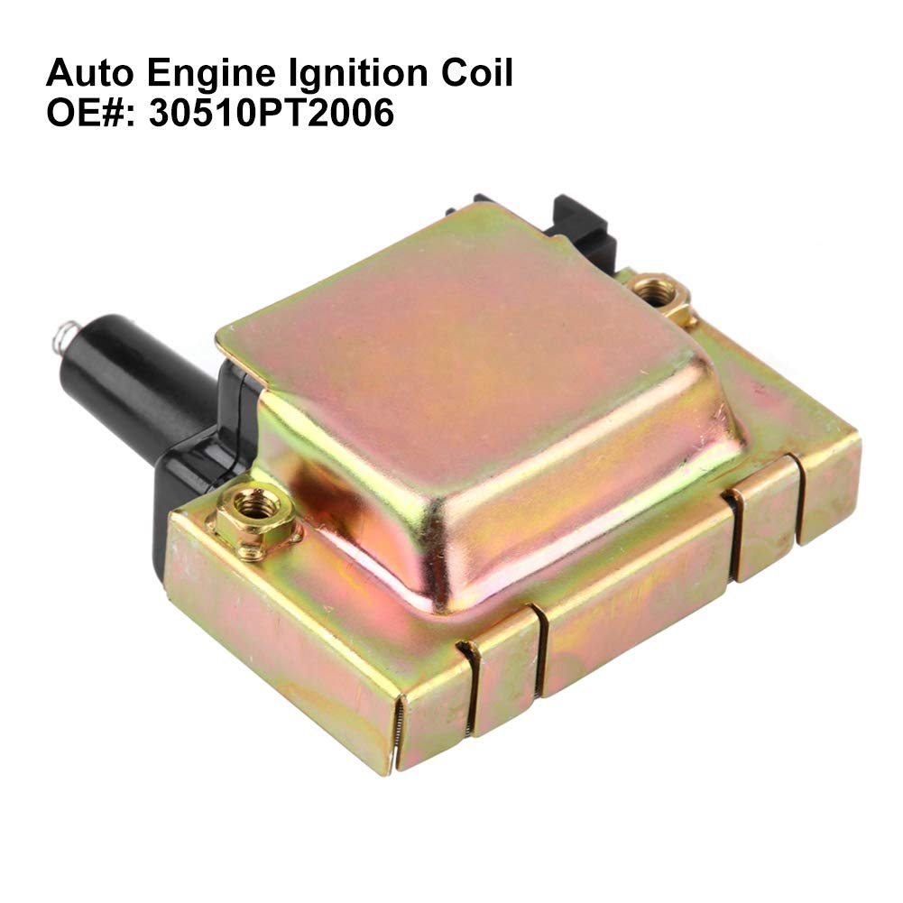 Hlyjoon Ignition Coil 30510-PT2-006 Auto Engine Ignition Coil 30510-P73-A01 Ignition System Parts 30510P73A01 /& 30510-P73-A02 Ignition Accessory 30510P73A02 for Honda Accord Civic CR-V 30510PT2006