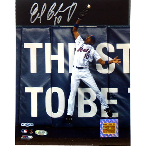 Steiner Sports MLB New York Mets Endy Chavez NLCS Game 7 Robbing Home Run 16x20 Photograph