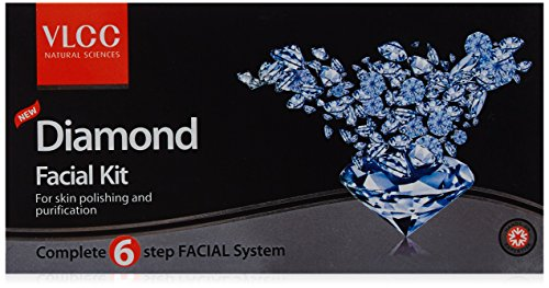 VLCC Diamond Facial Kit – 50gm