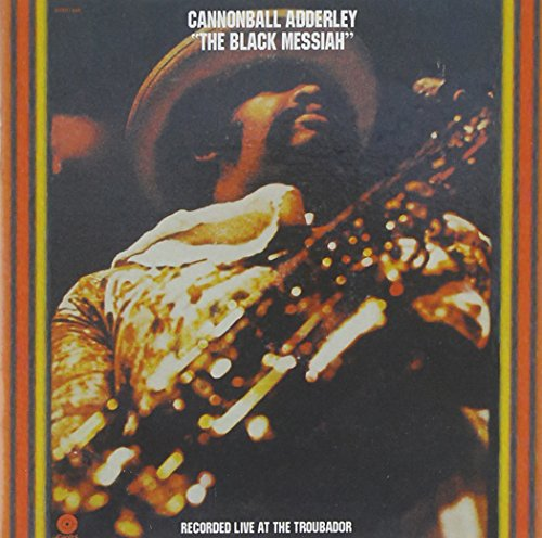 Cannonball Adderley - The Black Messiah - Zortam Music