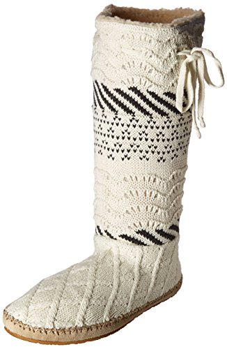Boot Women's Snuggle Natural Lx Slouch up Grey Sweater Sanuk W TYdqw7