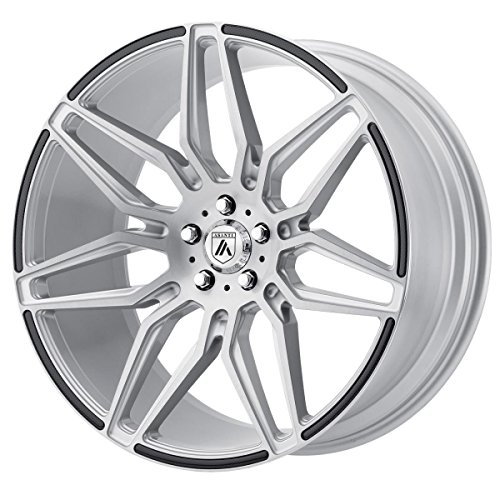 Asanti Black ABL-11 20x9 Silver Wheel / Rim 5x112 with a 35m