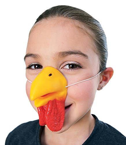 Rubie's Costume Company Rooster/Chicken Nose Costume -