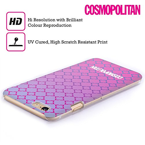 Official Cosmopolitan Ombre 8 Fun Summer Hard Back Case for Apple iPhone 4 / 4S