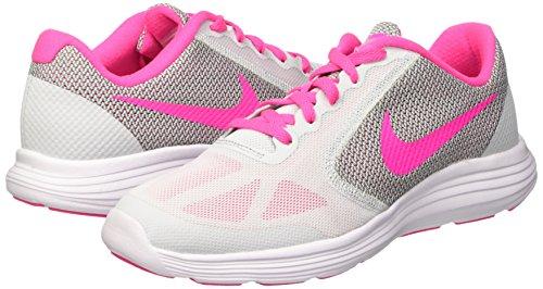 pure Blast Corsa 3 gs Revolution Bambina wolf Platinum Multicolore Grey white Scarpe pink 007 Da Nike AP5X8nqwA