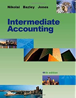 Amazon advanced accounting 9780078025402 joe ben hoyle intermediate accounting 11th edition available titles cengagenow fandeluxe Images