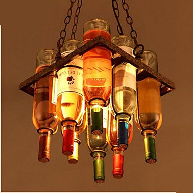 CC Bars Restaurants Cafes Flasche Persönlichkeit Bar Droplight Wohnzimmer , Warmweiß-220-240v