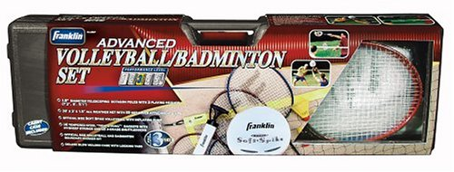 Franklin Sports 3967 Advanced Volleyball & Badminton Set