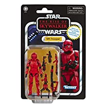 """Star Wars The Vintage Collection The Rise of Skywalker Sith Trooper Armory Pack Toy, 3.75"""" Scale Figure with 5 Accessories (Amazon Exclusive)"""