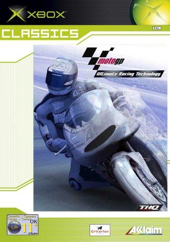 Moto GP Ultimate Racing Technology (Xbox Classics)