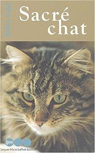 Sacré chat par Gilles Vidal