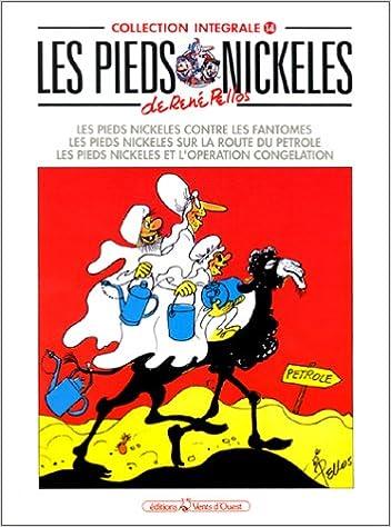 Livres gratuits en ligne Les Pieds Nickelés, tome 14 : L'Intégrale pdf, epub
