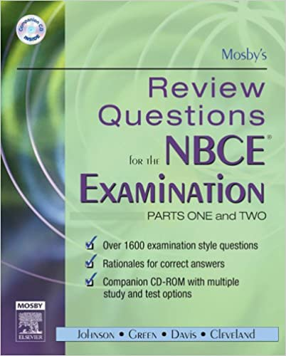Mosby's Review Questions for the NBCE Examination: Parts I