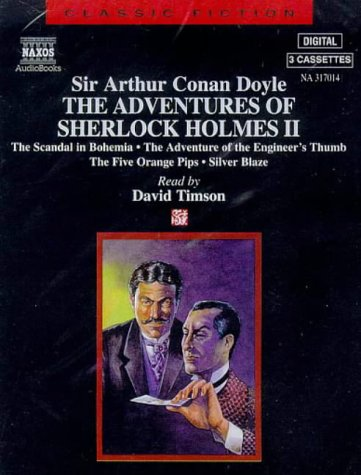The Adventures Of Sherlock Holmes II  Classic Fiction