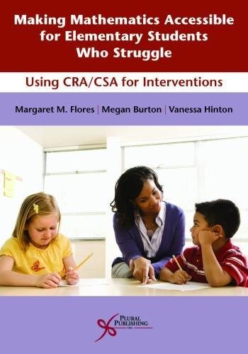 Making Mathematics Accessible for Elementary Students Who Struggle: Using CRA/CSA for Interventions