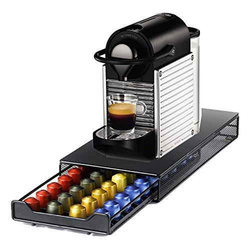 Nespresso Dual Coffee Maker : Nespresso VertuoLine Coffee and Espresso Maker with Aeroccino Plus Milk Frother, Black A+GCA1-US ...