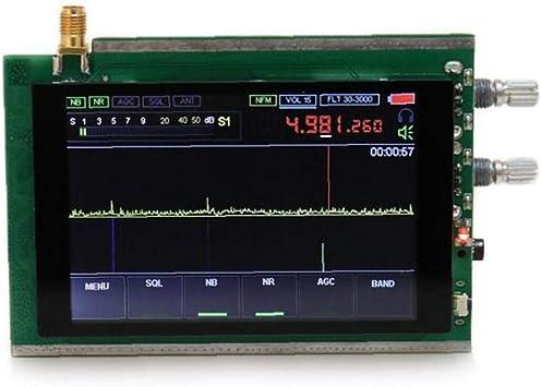 Malaquita DSP Receptor de Radio SDR-50KHz 2 GHz, 3,5 ...
