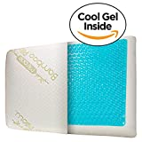 Cool Gel Memory Foam Pillow (Reversible Pillow)
