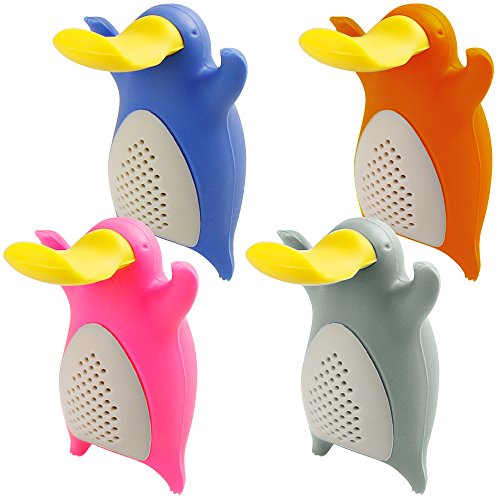 Infusers FineGood Platypus Silicone Strainers product image