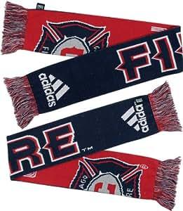 Chicago Fire Youth adidas Team Scarf
