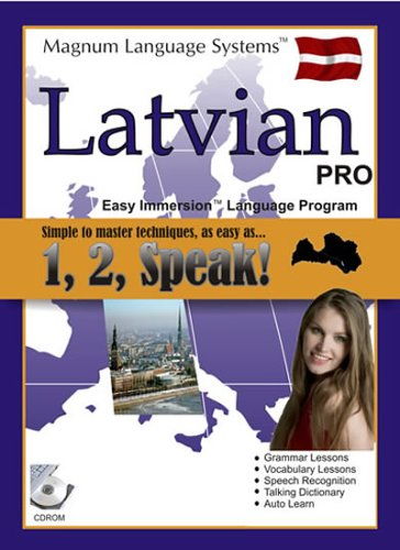 MLS fácil inmersión letón Pro Magnum Language Systems (Author)