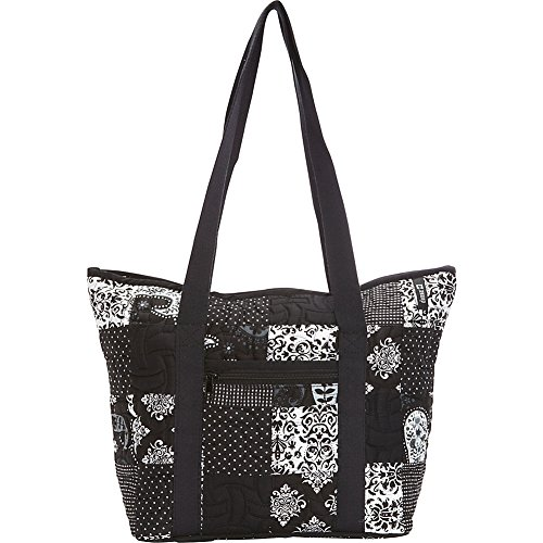 Donna Sharp Purse - Donna Sharp Medium Celina Shoulder Bag - Exclusive (Emblem)
