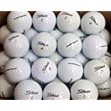 Titleist Pro V1 B Grade Recycled Golf Balls, Value Pack of 36