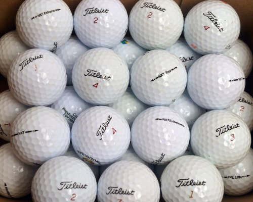 Titleist Pro V1 B Grade Recycled Golf Balls Value Pack of 36
